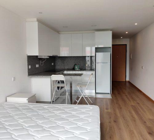 Apartamento T0 perto do Braga Parque